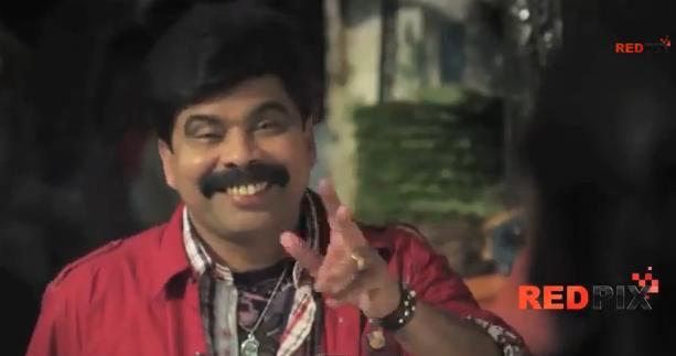 Goli Soda Power Star, T. Rajendran, Sam Andersom dance