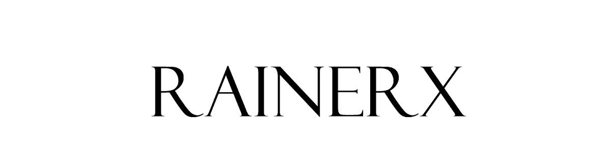 RAINERX BLOG