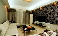 Desain Interior Ruang Tamu Minimalis Keluarga