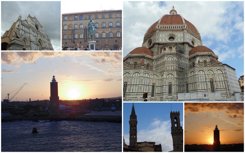 Cruise Photo Diary + Video: Florence, Italy