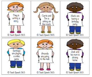 Below is an example of the subject possessive pronoun activity a lot