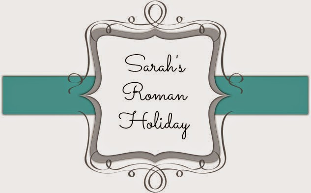 Sarah's Roman Holiday