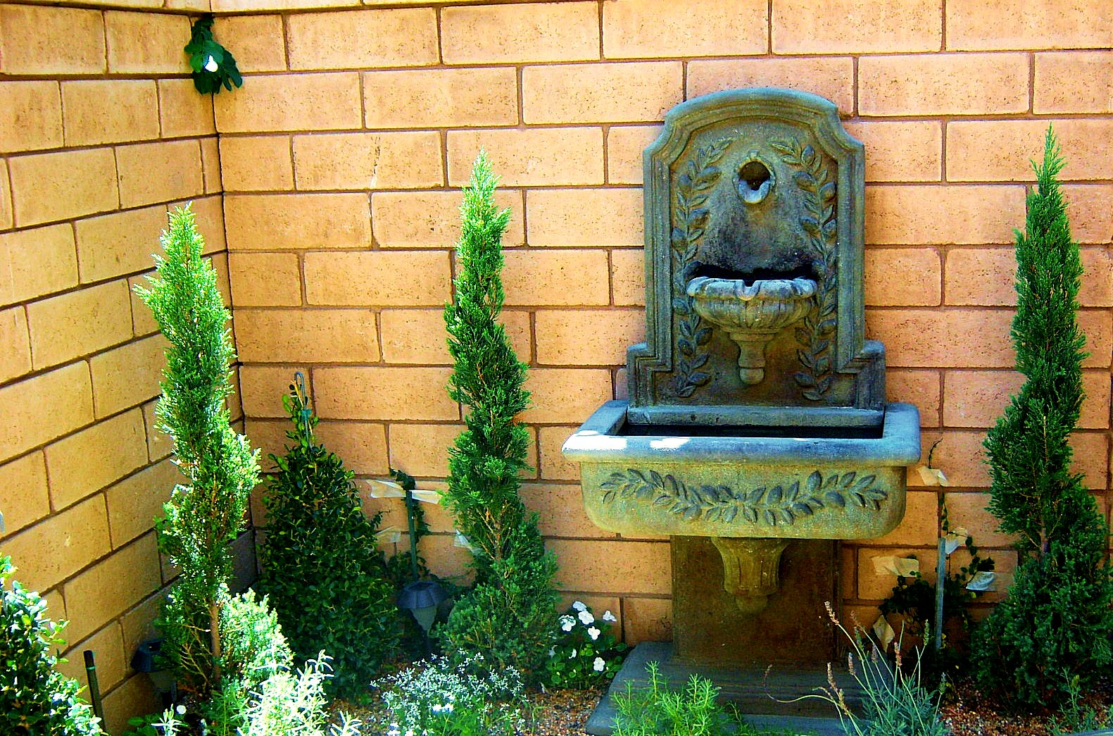 Old Fashioned Wall Fountain Ideas Images - All About Wallart ...