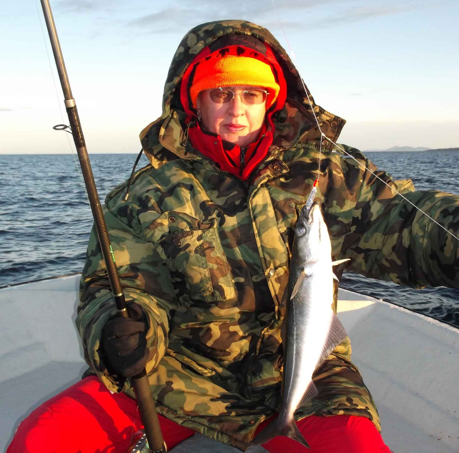 рыбалка во  какую погоду клюет