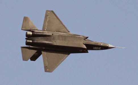China's stealth fighter J-31