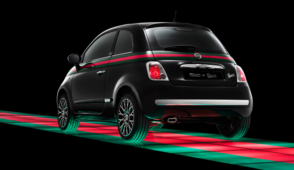 Gucci Fiat 500 By