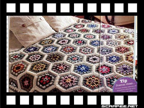 Algún día tejeré ésta manta...