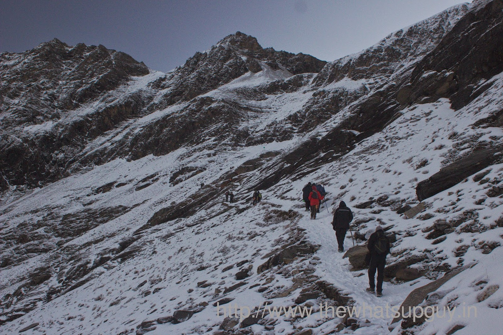 Snow Trail Roopkund Trek With India Hikes Day 5