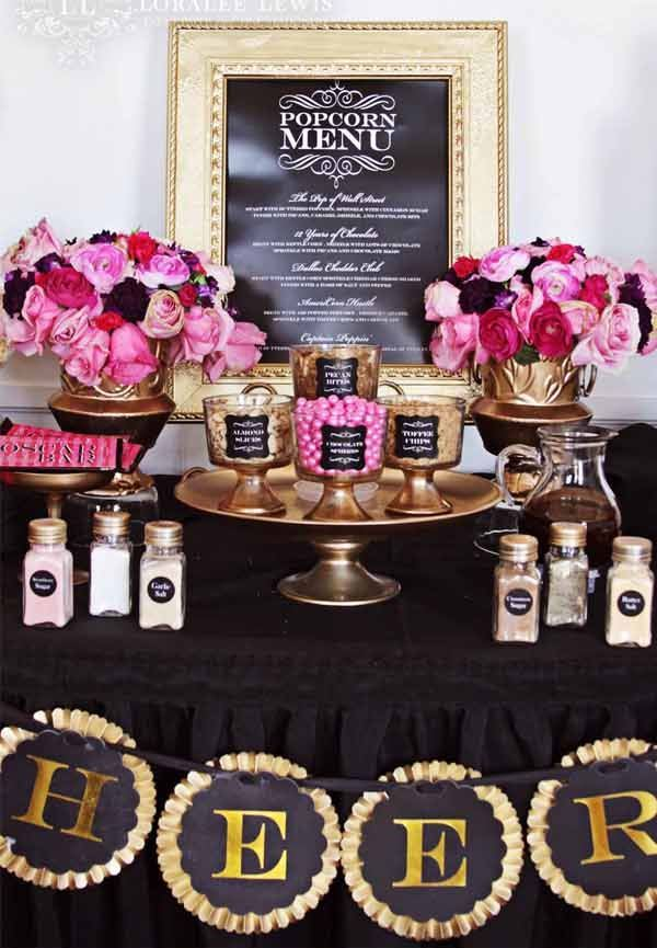 Pink And Gold Inspiration One Whimsy Lane