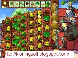 Free Download Games Plants Vs Zombies