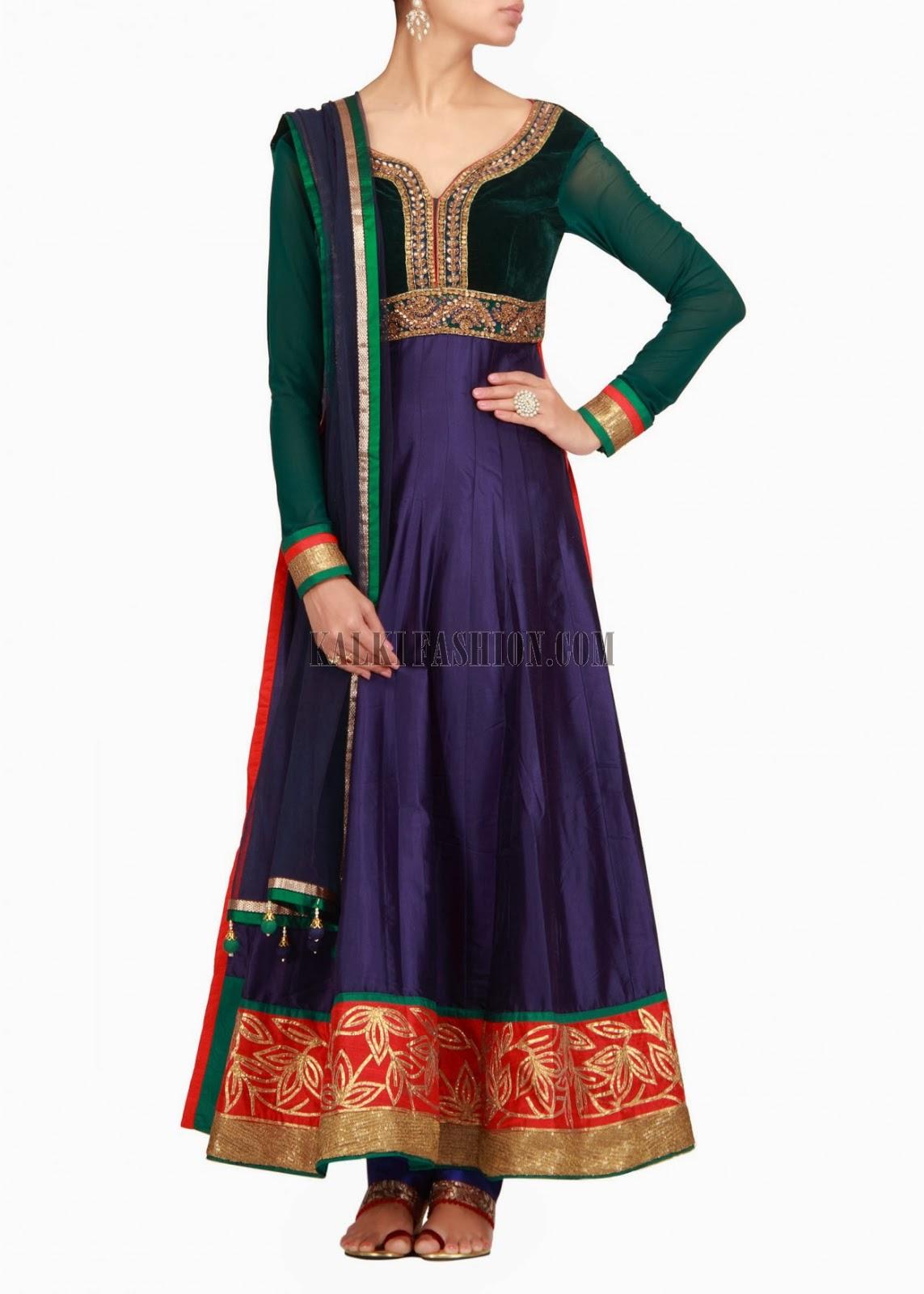 Fashion Designer Anarkali
