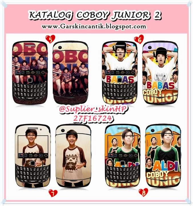 Garskin Cantik: Katalog Garskin Coboy Junior
