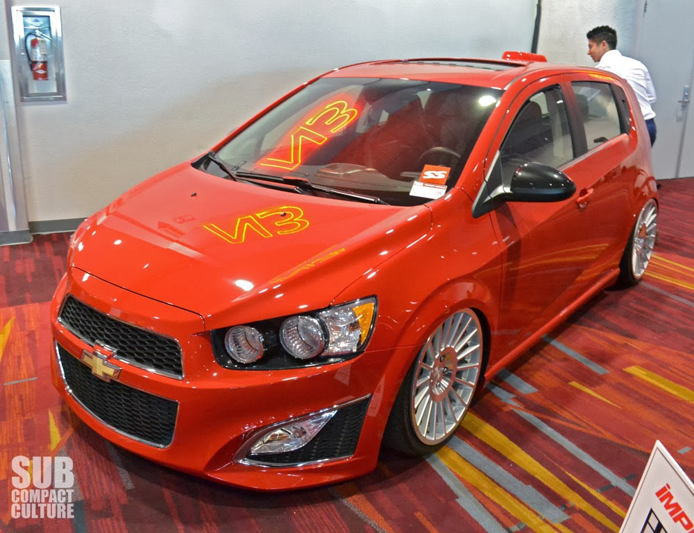 Import Tuner Chevrolet Sonic RS
