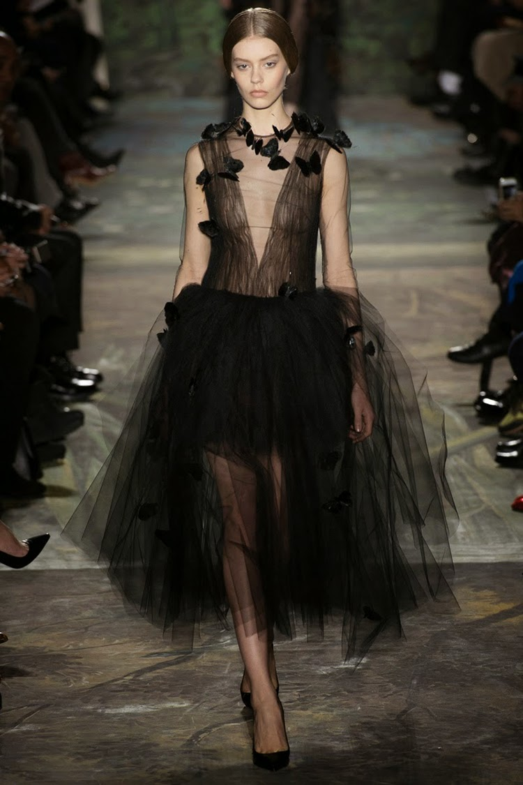Valentino Haute Couture Spring and Summer 2014 Collections Part 5