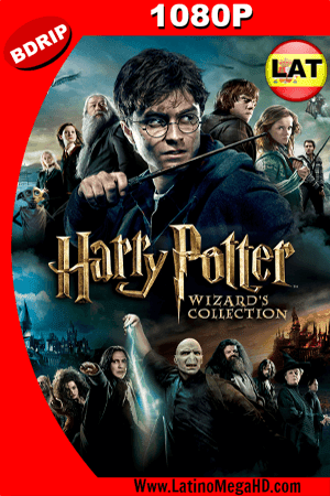Harry Potter Saga Completa (2001-2011) Latino HD BDRIP 1080p ()