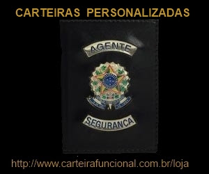 CARTEIRA AGENTE DE SEGURANA
