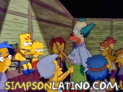 Los Simpson 4x01