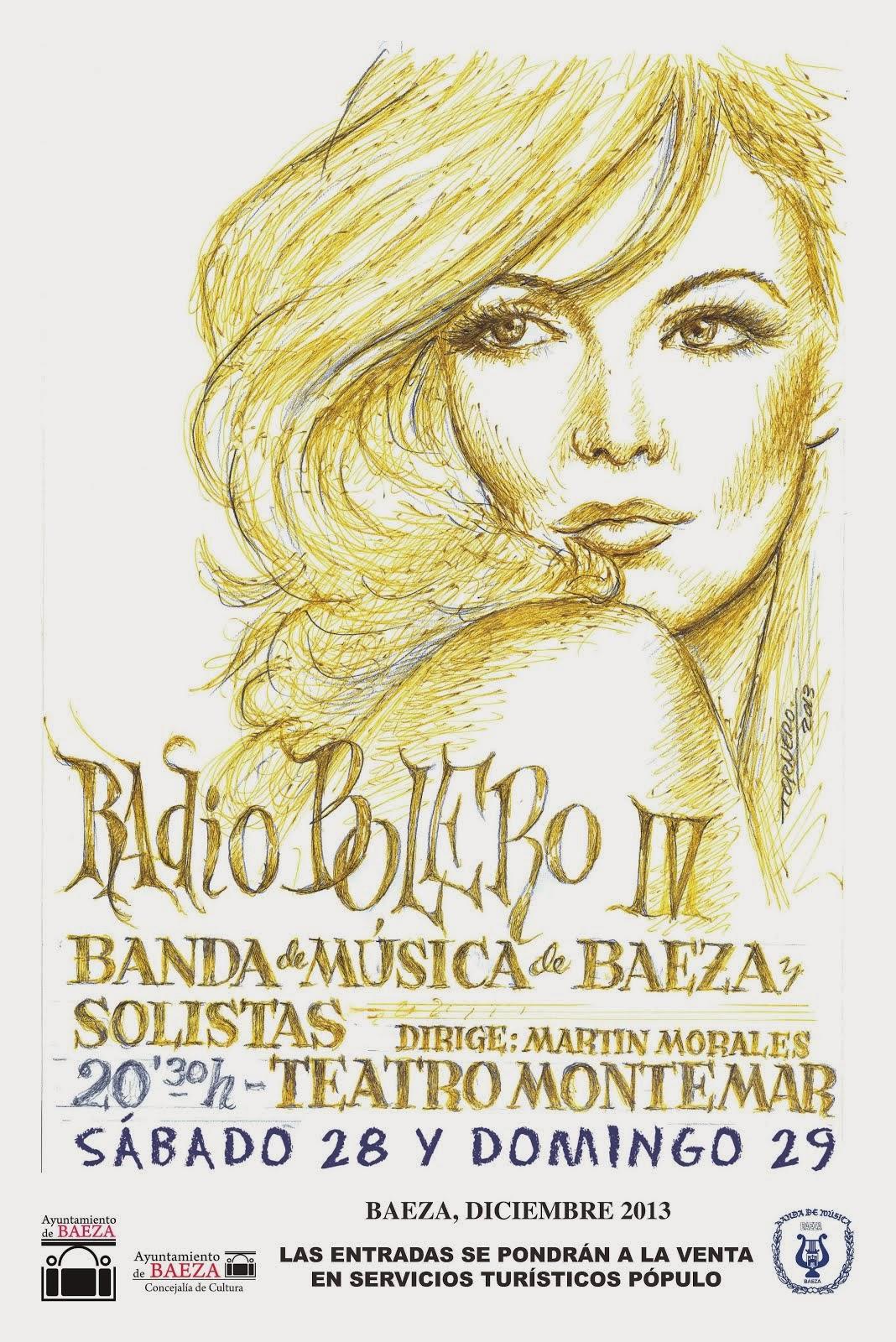 BOLEROS EN NAVIDAD 2013 - BANDA DE MÚSICA DE BAEZA
