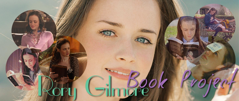 Rory Gilmore Book Project