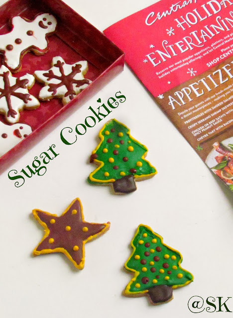 old fashioned   sugar cookies  - home baker's challenge - step by step