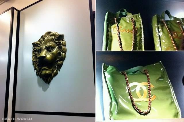 Chanel at Harrods (London, UK) ~ Haute World