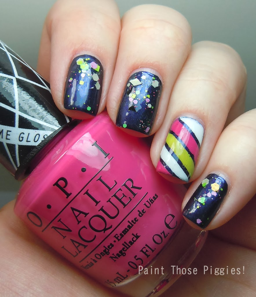 Tuesday Nail Polish: Paint Those Piggies!: Twinsie Tuesday: Favorite Nail