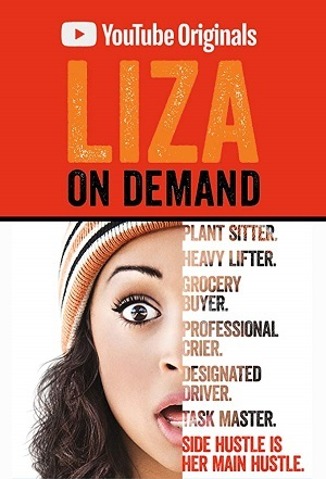 Liza on Demand - Legendada Séries Torrent Download onde eu baixo