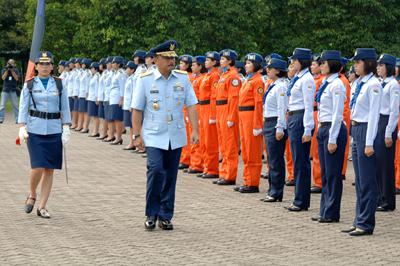 TNI AU Masih Kekurangan Perwira Wanita yang Idealnya 7%