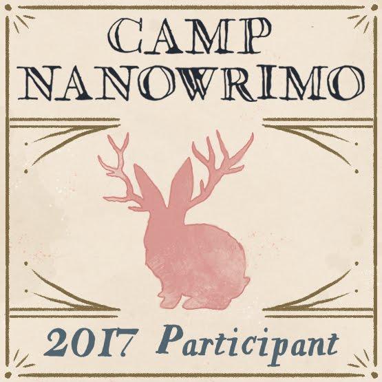 Camp NaNoWriMo 2017 April