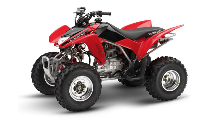 2007 honda recon 250 manual