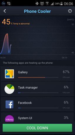 aplikasi du battery android - menutup aplikasi
