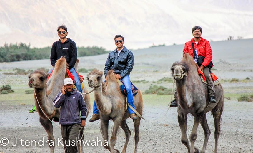 Leh Ladakh Diaries by Jitendra