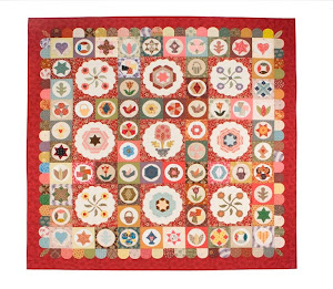 Antique Sampler Quilt