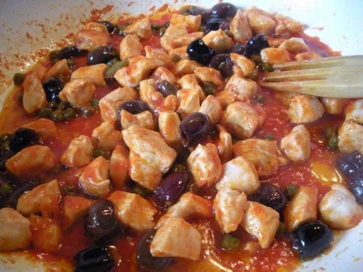 Le ricette loliva bocconcini di tonno - Cucinare olive appena raccolte ...