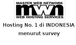 Hosting No 1 Menurut Survey
