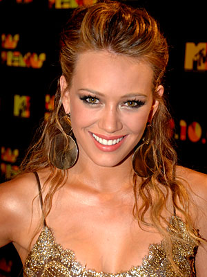 hilary duff hairstyle. Hilary Duff Hairstyle Gallery