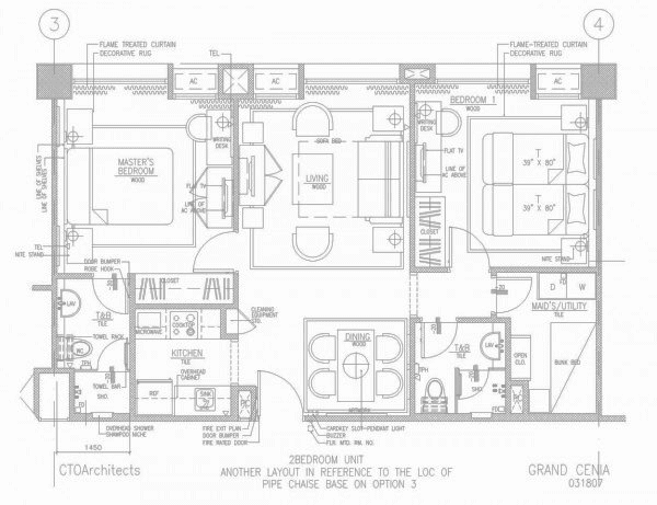 Bedroom sets rent a center for 4 unit condo plans