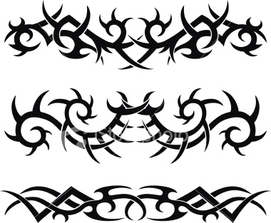 armbands tribal tattoo tattoo design 2B(6).jpg tribal armbands