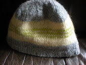 Felted Basic hat, click to go to free pattern!