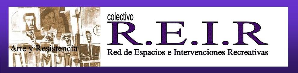 Colectivo  R.E.I.R en el ex OLIMPO