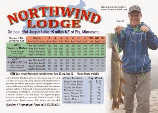 Stay at Northwind Lodge this year!
