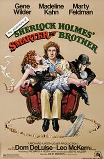 El hermano más listo de Sherlock Holmes ()