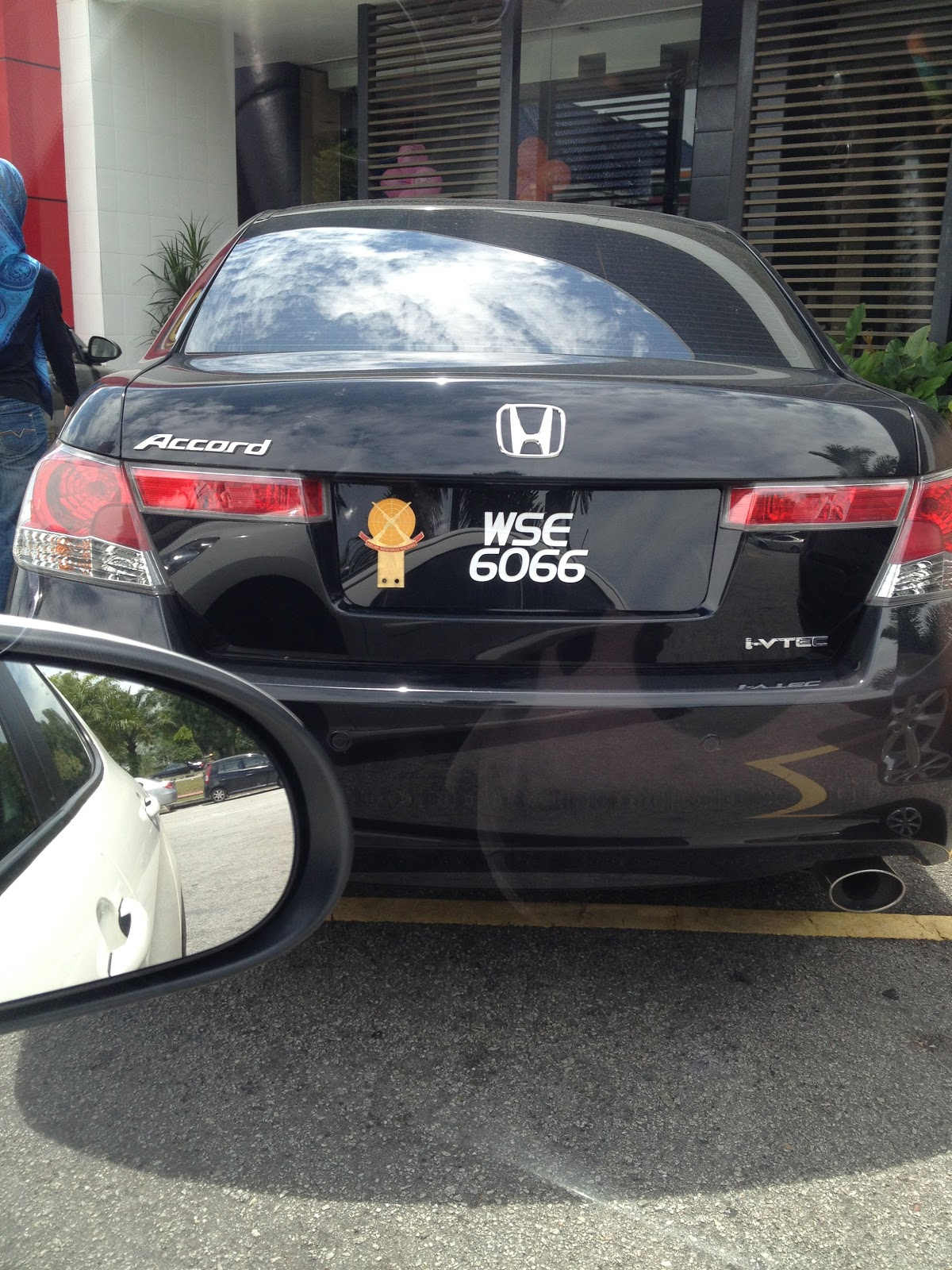 Car sticker design selangor - If You Are A Datuk Or Someone Who Carries An Official Title Before His Name You Need To Let The Other Drivers Know That You Are One So That They Can Be