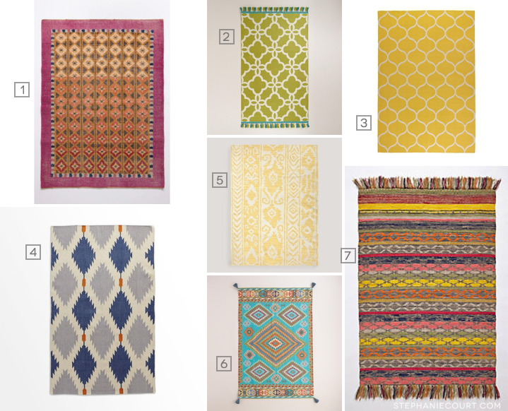 """modern living room area rugs"""