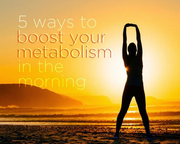 5 Cara untuk Meningkatkan Metabolisme Anda di Pagi Hari