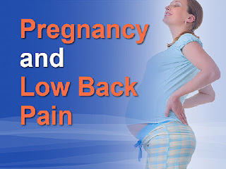 Life wellness center topic of the week pregnancy and low back pain
