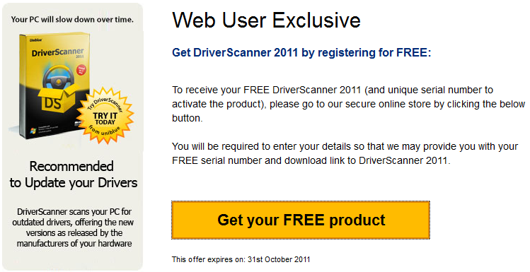 Driver Scanner 2012 Crack Serial Key at Website Informer