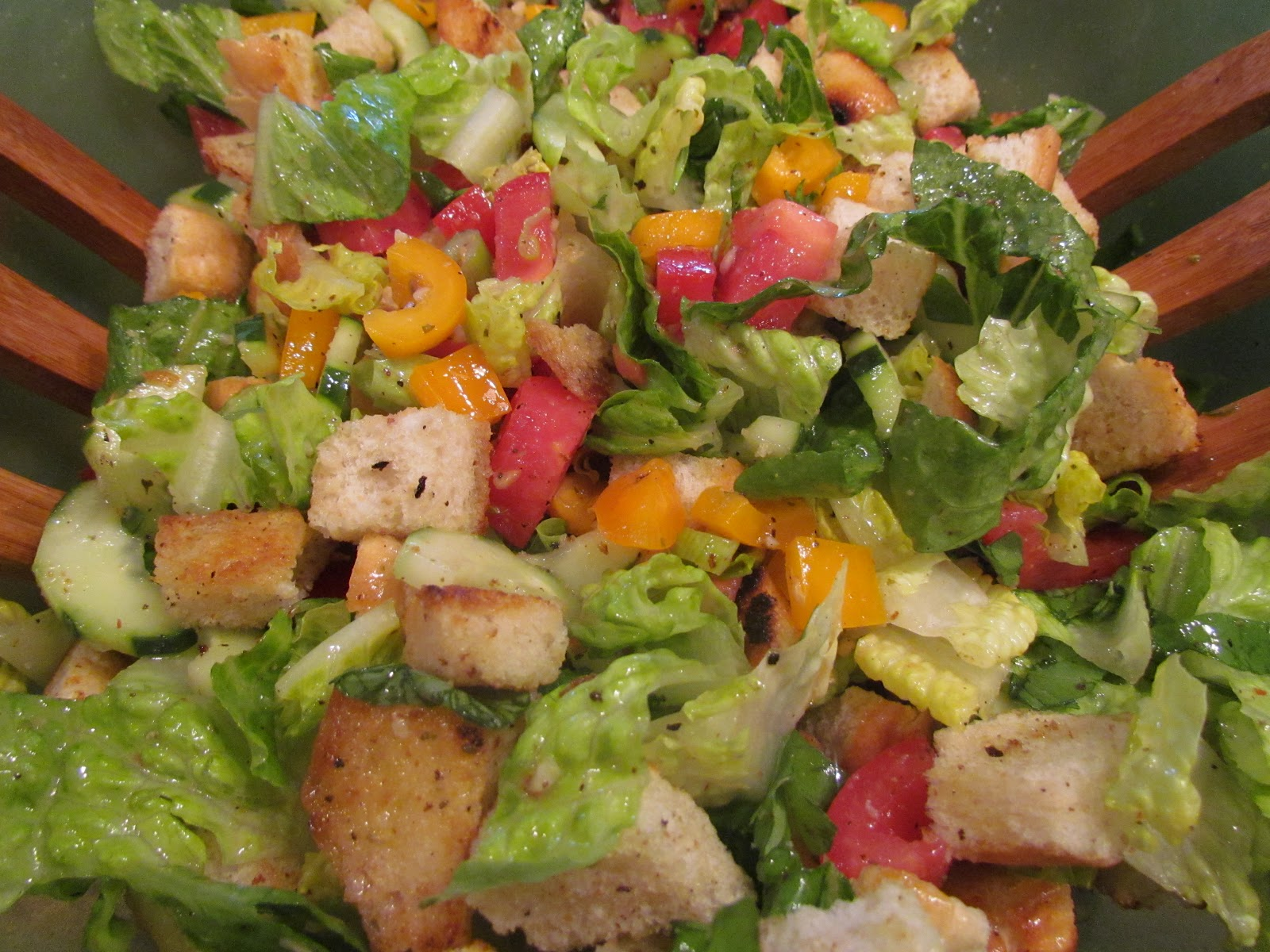 Panzanella Bread Salad Recipes — Dishmaps
