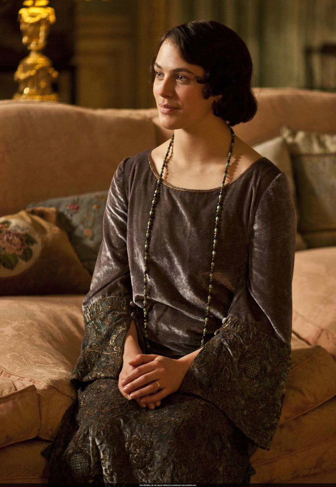 Confessions of a Seamstress: The Costumes of Downton Abbey ...