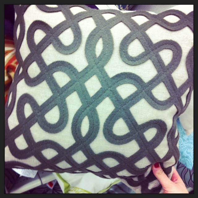 Throw Pillows Homesense : Our House: January 2013